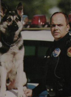 K-9 Wolfgang & Officer Osterlind