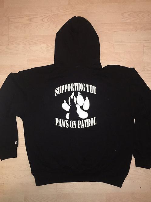 Hoodie - Paws on Patrol