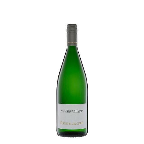 Dreissigacker   2018 Weißburgunder Gutswein Literflasche