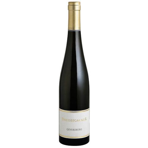 Dreissigacker | 2012 Geyersberg Riesling Lagenwein