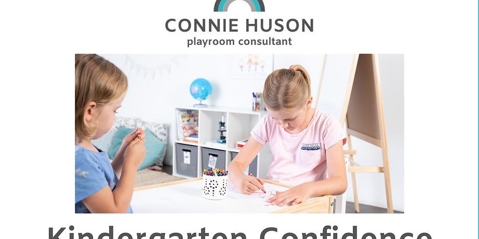 Kindergarten Confidence Workshop (recorded)