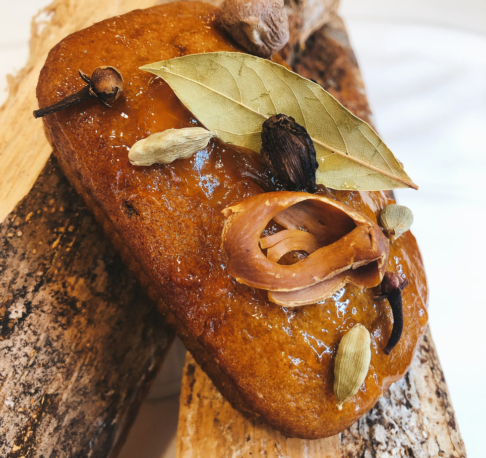 ginger bread david fricaud