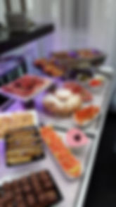 brunch buffet from chef david fricaud