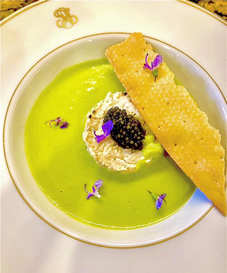 peas soup david fricaud