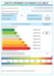 Сертифікат енергоефективності