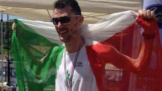 Fantuz...il campione italiano alla Brunello Crossing