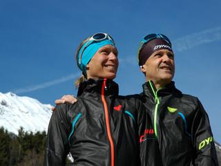 """Coniugi MANIVOZ ....per loro la Tuscany è """"Trail de couer"""""""