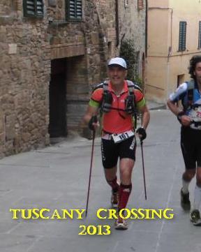 """Roberto Beretta .... quando si dice """"Spirito Trail"""" alla Brunello Crossing"""