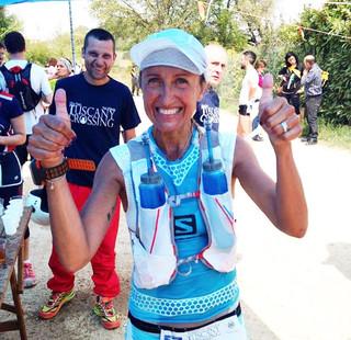 """Simona Morbelli torna in Val d'Orcia alla """"Brunello Crossing"""""""