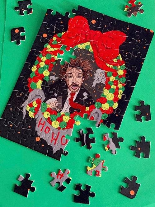 Hans Gruber A5 Jigsaw puzzle