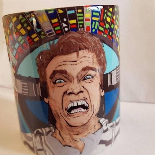 Total Recall Arnold Schwarzenegger mug