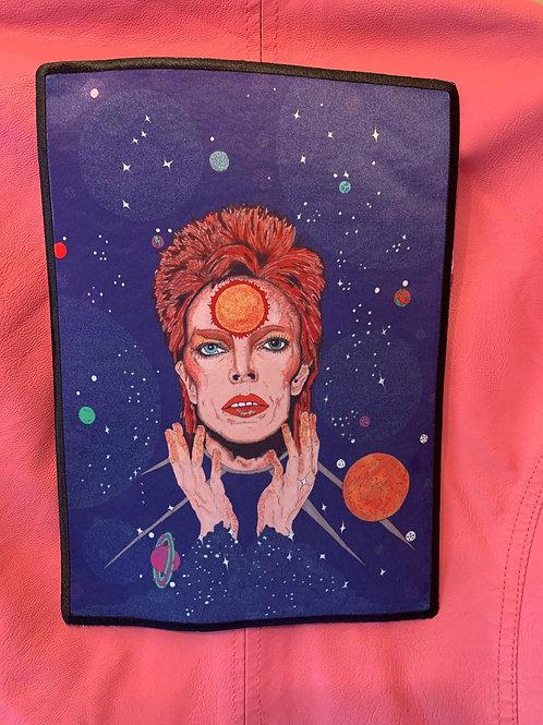 David Bowie /Ziggy stardust back patch