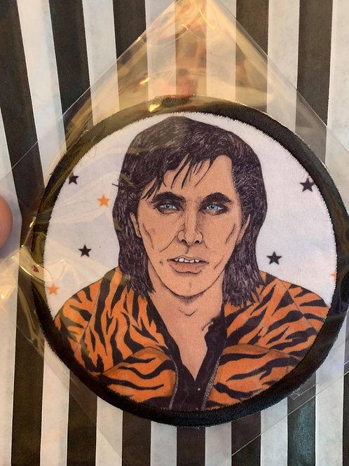 Bryan Ferry /Roxy music 9cm patch