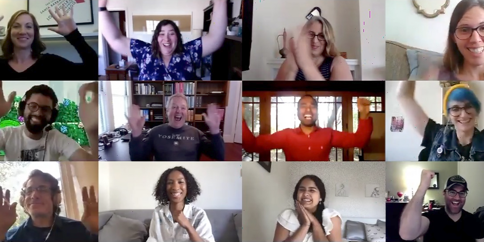 Creative and Playful Ways to Engage Learners on Zoom