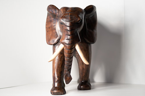 Imported West African handcrafted Elephant