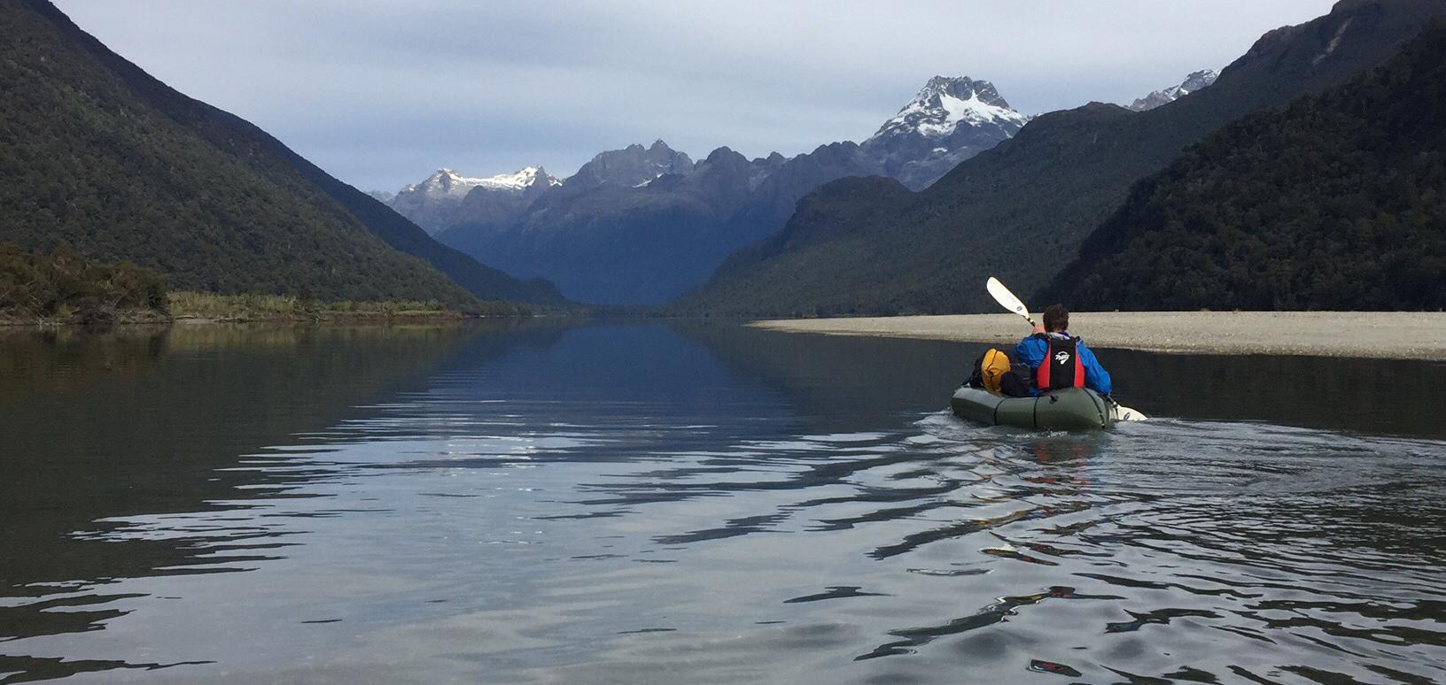 pack rafting