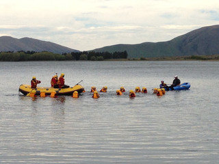 Yr 10 St Margaret's College Solo Camp