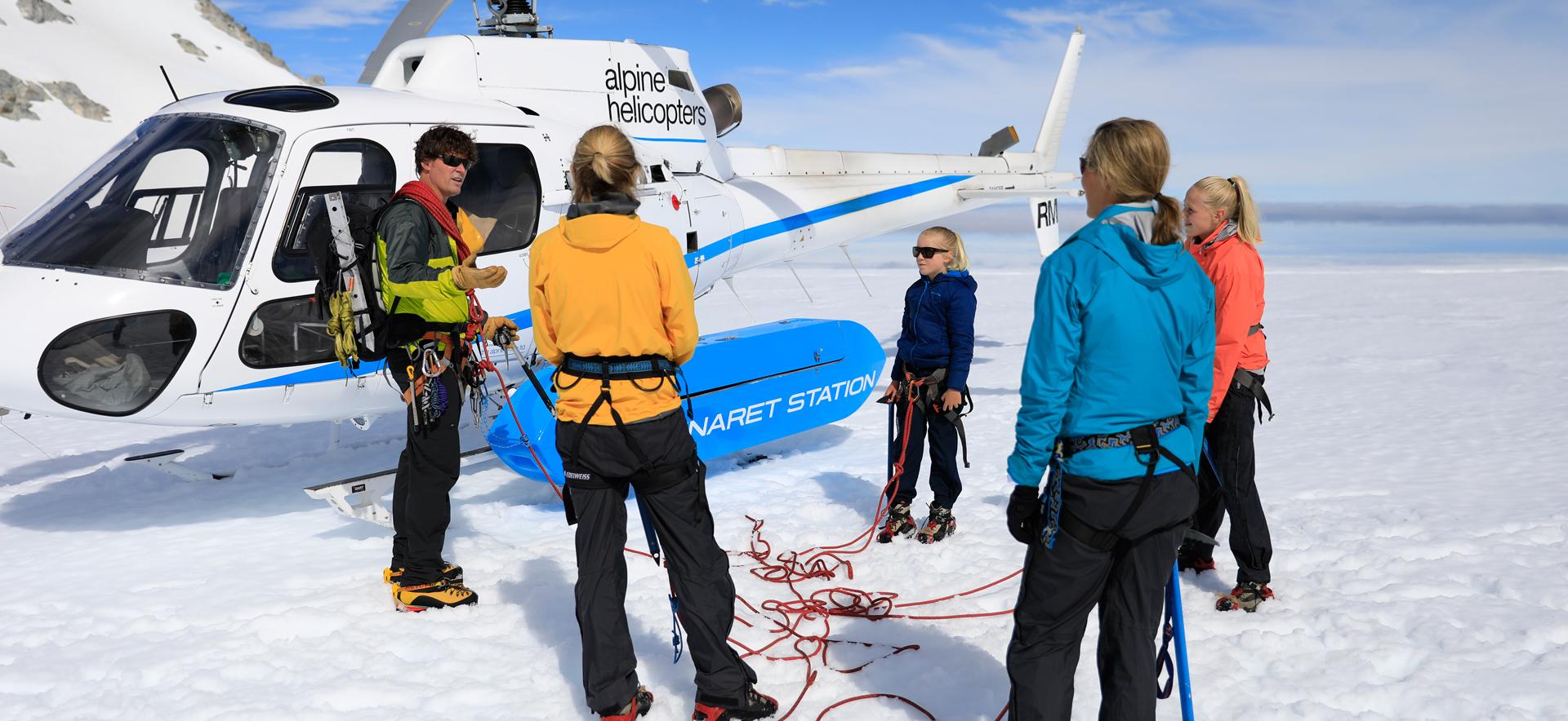 glacierguiding