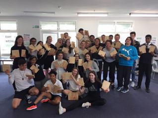 Hutt Valley High School year 11 Leadership Workshop