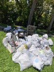 Final Count: 600 pounds of Trash
