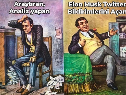 Elon Musk yine ortalığı karıştırdı!