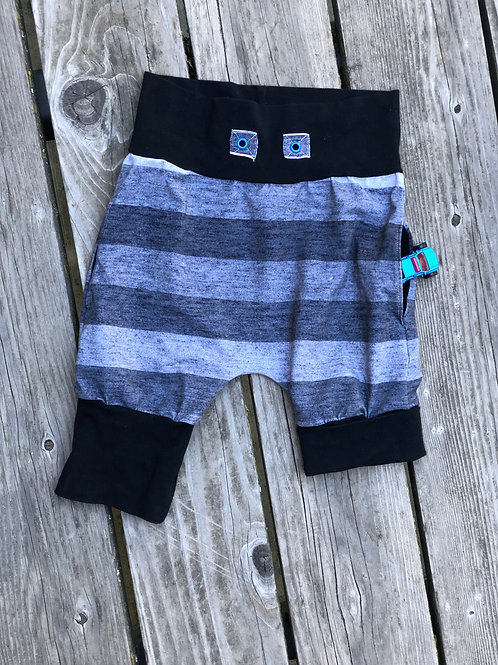 Grow-with-me shorts