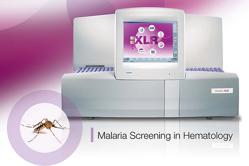 Pentra XLR Malaria