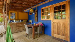 porch with kitchen studio nikiboko