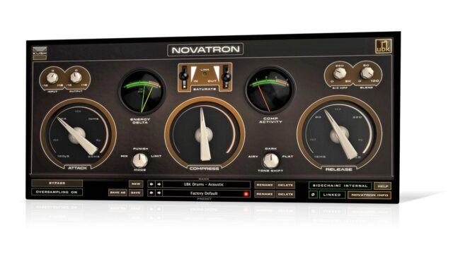 download for free Kush Audio Novatron v1.1.0 WIN