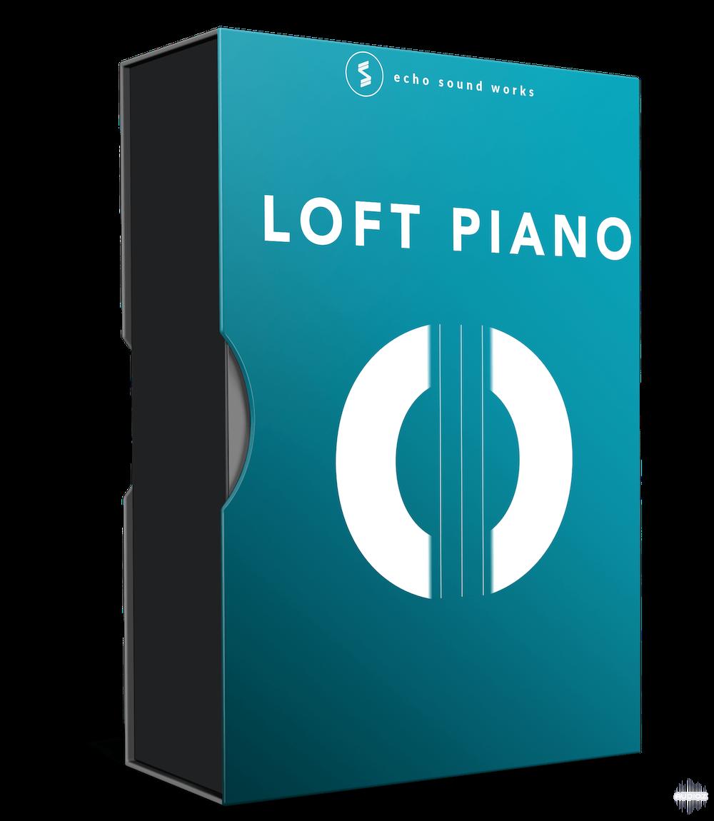 download for  free Echo Sound Works - Loft Piano v.3 (KONTAKT)