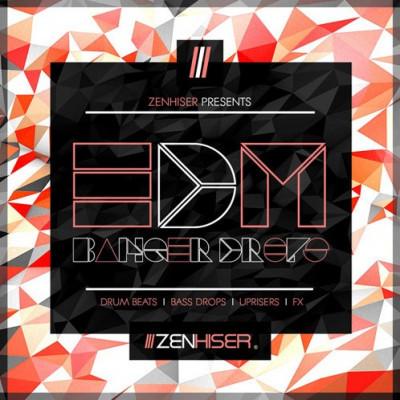 free Zenhiser EDM Banger Drops WAV