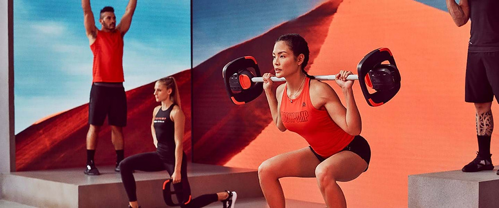 les mills body pump music in USA