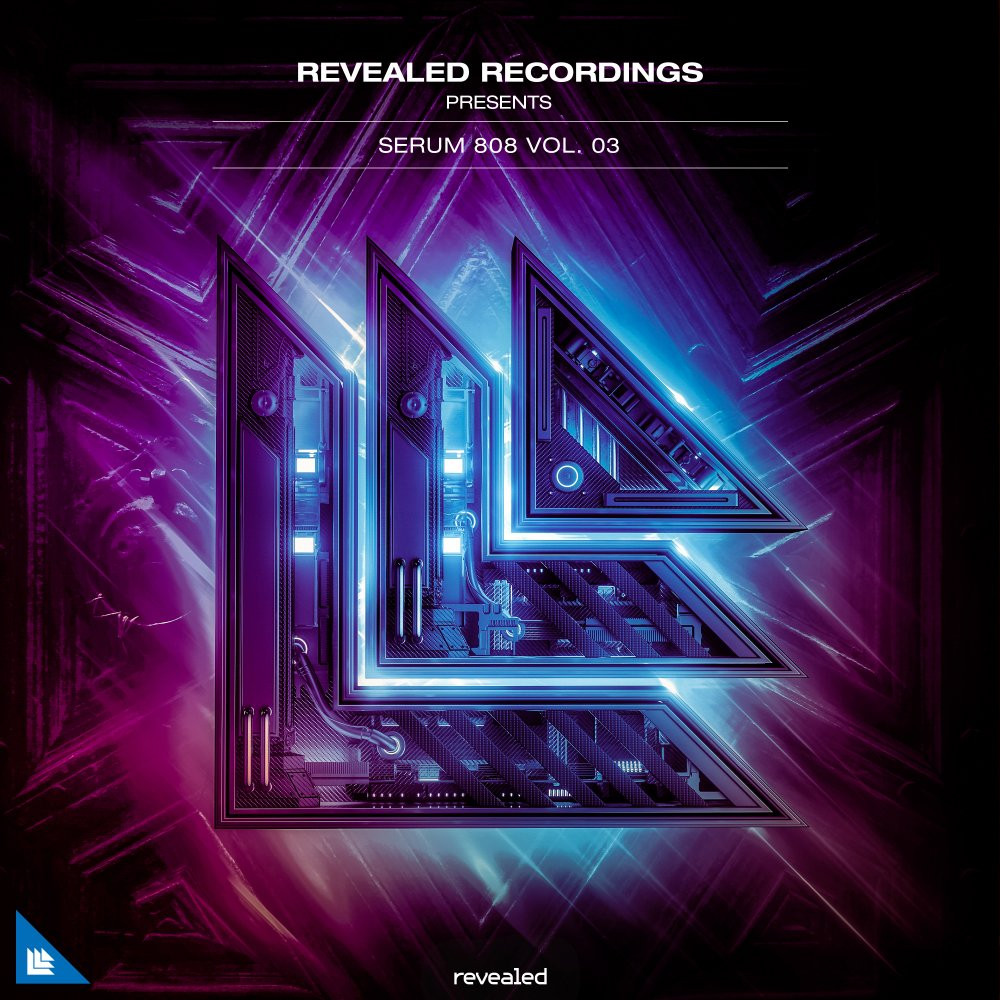 download for free Revealed Recordings Revealed Serum 808 Vol. 3