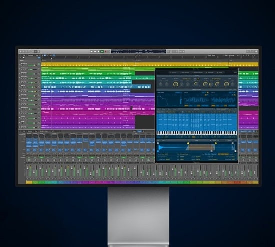 download for  free Apple Logic Pro X 10.6.3 macOS