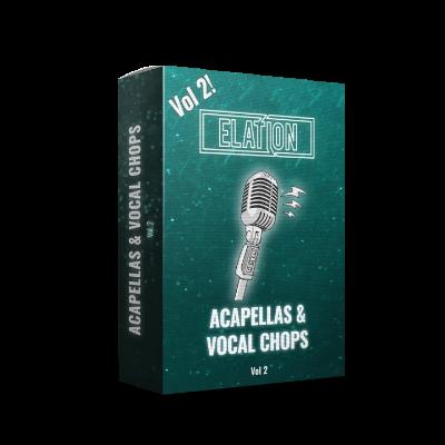 download for free Elation Sounds - Acapellas & Vocal Chops Vol. 2 (MIDI, MP3)