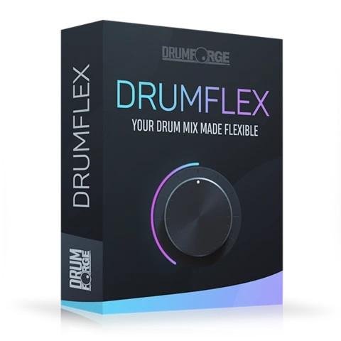 Drumforge - Drumflex v1.0.0 VST / VST3 / AAX x64 R2R