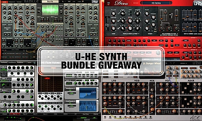 download for free u-he - synth bundle
