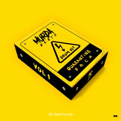 download for free Splice Sounds - MURDA BEATZ QUARANTINE KIT (WAV, MIDI)