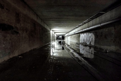 download for free Audio Ease - Flood tunnel (ALTiVERB)