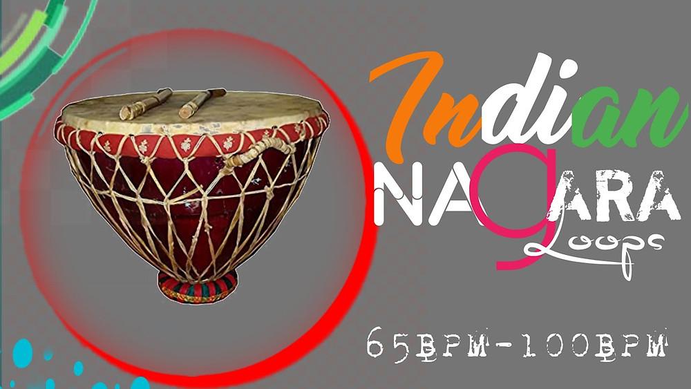 free Indian Nagara Loops