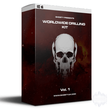 download for free Ghosty World Wide Drilling Kit Vol. 1 WAV FST