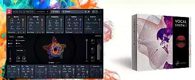 download for free  iZotope - VocalSynth v2.2.0 VST, VST3, AAX x64