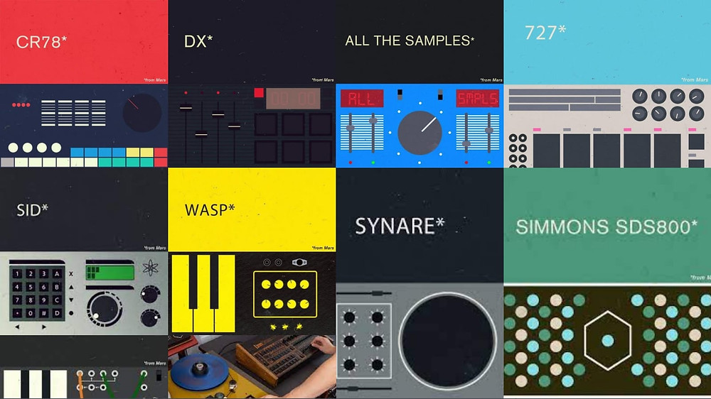 download for free  Samples from Mars Bundle Pack 2021