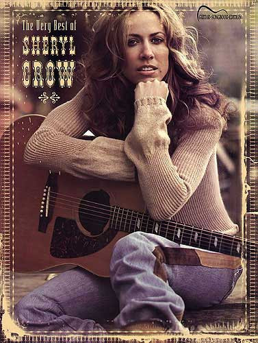 free  The Very Best of Sheryl Crow Songbook for Piano/Vocal/Guitar