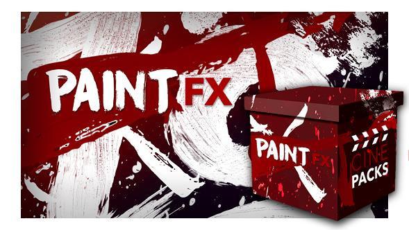 free [Overlays] CinePacks - FREE Paint FX Sample Pack [MOV]