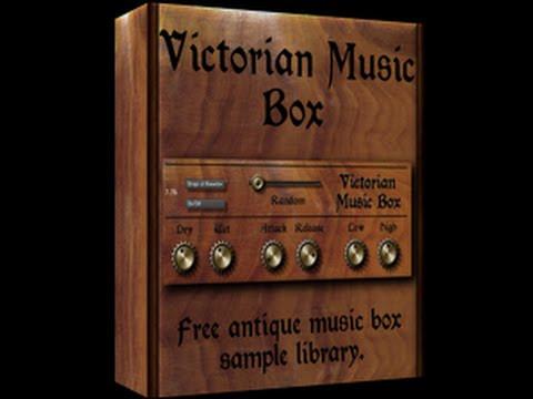 download for free FrozenPlain - Victorian Music Box 1.1 (KONTAKT)