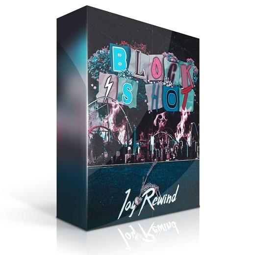 free JayRewind Block Is Hot! (Sample Kit)