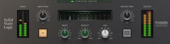 download for free  Solid State Logic Fusion Vintage Drive v1.0.24-R2R