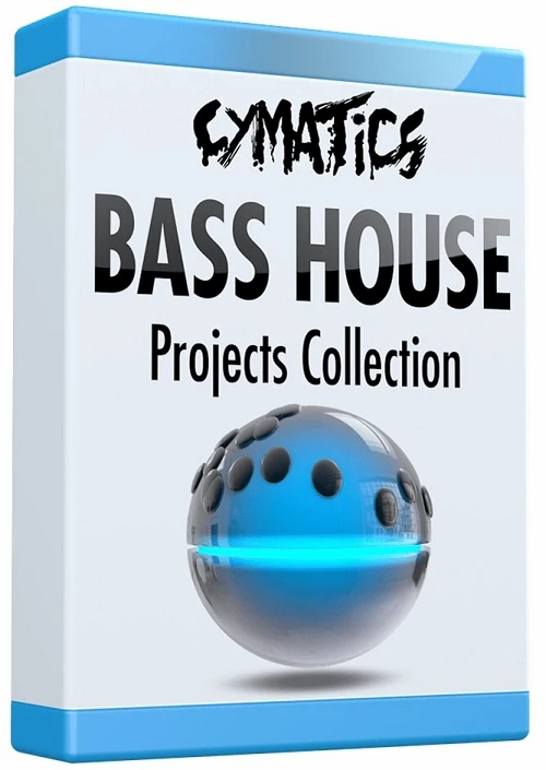 free Cymatics - Bass House Ableton Projects Collection Pt. 1,2,3 and 4