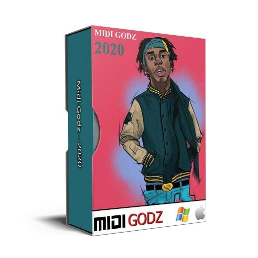 Midi Godz Polo G Type MIDI Kit WAV MIDI